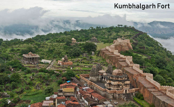 Kumbhalgarh Fort-unesco-heritage-site