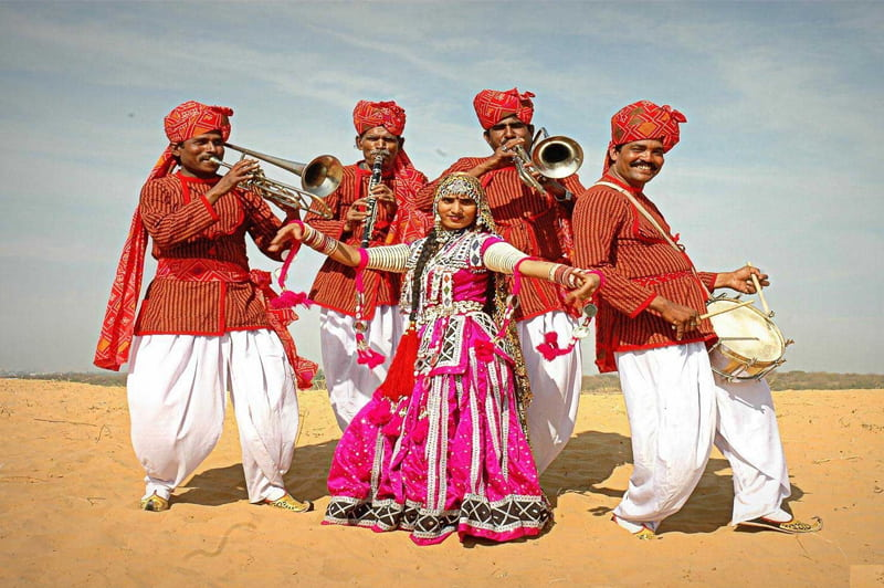 Rajasthan Fairs and Festivals