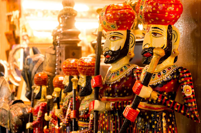 Jaipur Local Handicrafts